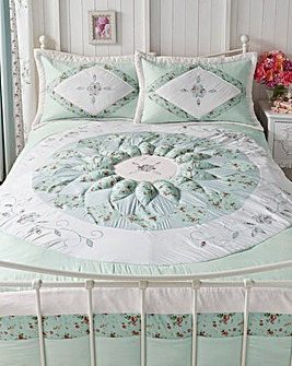 Faye Embellished Pillowshams