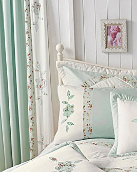 Faye Embellished Curtains