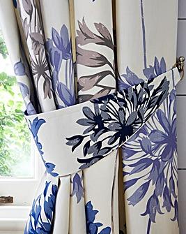 Millie Printed Floral Curtain Tie-Backs
