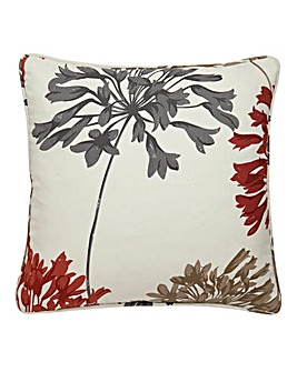 Millie Printed Floral Filled Cushion