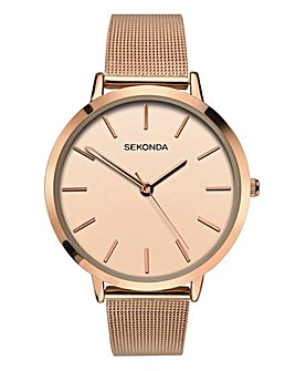 Sekonda Ladies Mesh Strap Watch