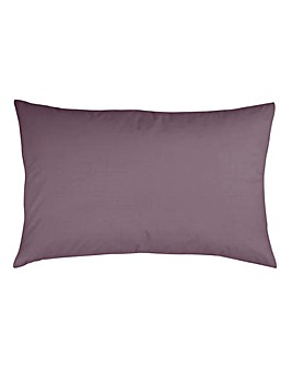 200 TC Plain Dye Housewife Pillow Case Pair