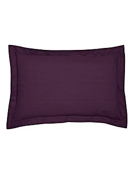 200 TC Plain Dye Oxford Pillow Cases