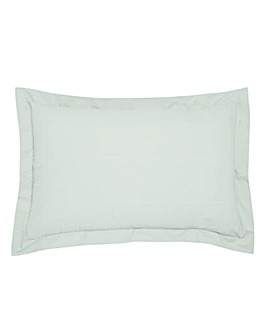 200 TC Plain Dye Oxford Pillow Case Pair