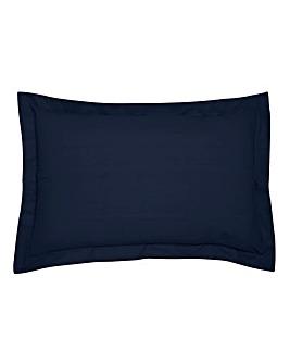 200 TC Plain Dye Oxford Pillow Case Pair
