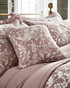 Libby Jacquard Filled Square Cushion