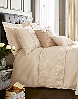 Lyra Jacquard Duvet Cover Set