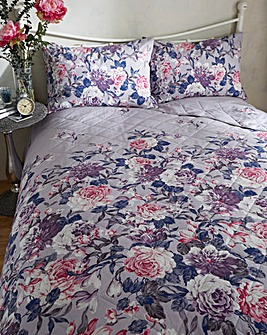 Eliana Cotton Quilted Throwover