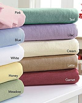 Flannelette Duvet Cover