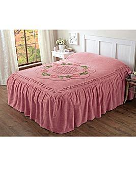 Roma Candlewick Bedspread