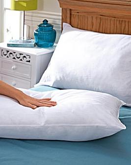 Silent Night Ultra Bounce Pillow Pair