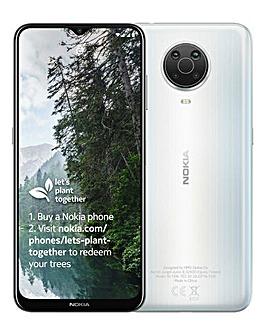 Nokia G20 D.Sim 4/64GB - Silver