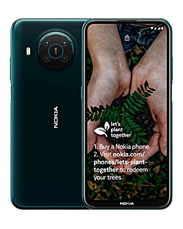 Nokia X10 5G D.Sim 6/64GB - Green