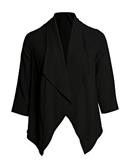 Koko Black Waterfall Jacket
