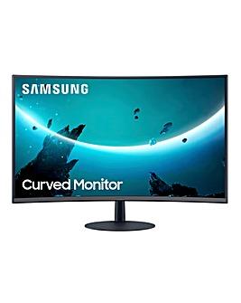 Samsung C27T550FDU 75Hz 4ms 27in Curved FHD Monitor