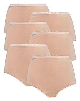 Playtex 6Pack Maxi Briefs,