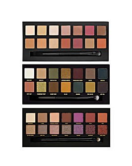 W7 Hall Of Fame Eyeshadow Set
