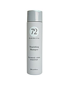 72 Hair Nourishing Shampoo 250ml