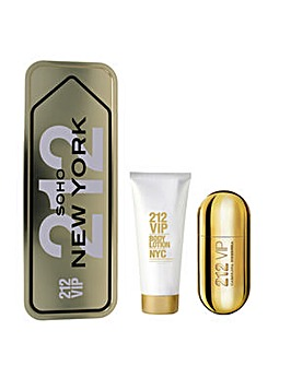 Carolina Herrera 212 VIP Ladies Giftset