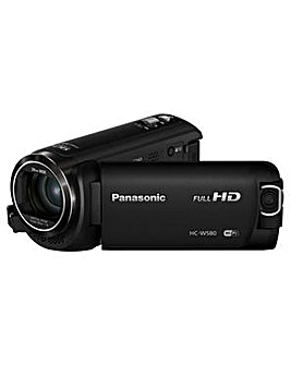 Panasonic HC-W580 Black FHD 50xZoom WiFi