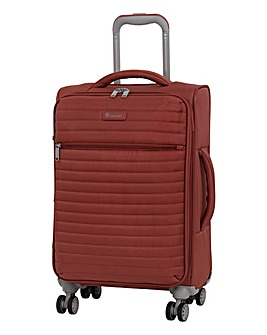 IT Luggage Quilte Cabin Suitcase