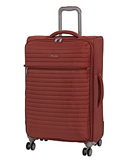 IT Luggage Quilte Medium Suitcase