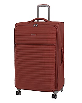 IT Luggage Quilte Large Suitcase