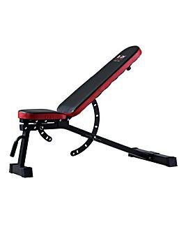 Body Sculpture Adjustable Weight Bench