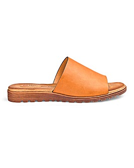 Heavenly Feet Mule Sandals EEE Fit