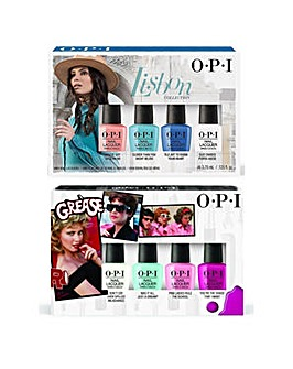 OPI Lisbon & Grease Nail Polish Sets