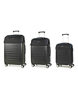 Rock Hybrid Luggage Set