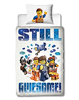 Lego Movie Single Panel Duvet