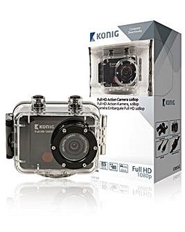 Konig CSAC300 Full HD Action Camcorder