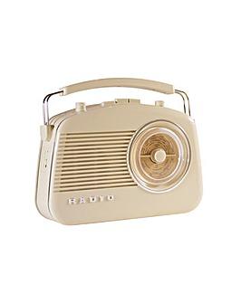 Konig Retro Design DAB+ Radio
