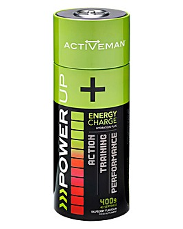 Activeman Energy Charge Raspberry