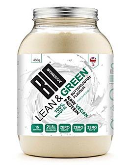 Lean & Green Butterscotch flavour
