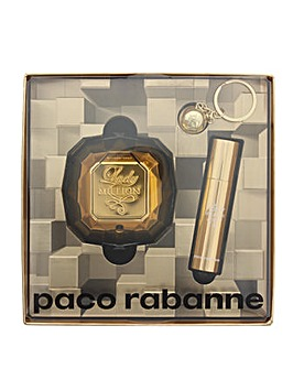 Paco Rabanne Lady Million Set For Her