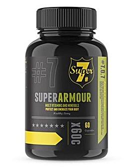 Super 7 - Super Armour Caps