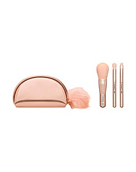 MAC Rose Gold Mini Brush Kit