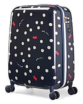 Radley Vintage Dog Dot Cabin Case