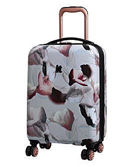 it Luggage Grey Imprint Cabin Case