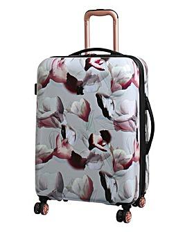it Luggage Grey Imprint Medium Case