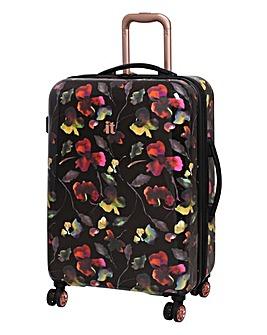 it Luggage Black Imprint Medium Case