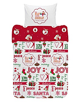 Elf On The Shelf Joy Junior Duvet
