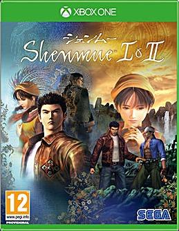 Shenmue I  II Xbox One