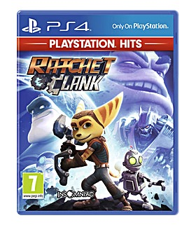 Ratchet  Clank HITS Range PS4