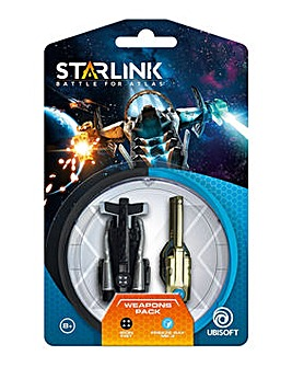 Starlink Battle for Atlas Weapons Pack