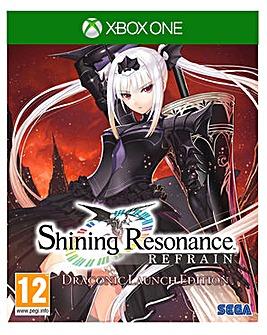 Shining Resonance Refrain Xbox One