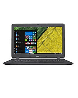 "Acer 17"" Intel 4GB 1TB DVDr Win10 Laptop"