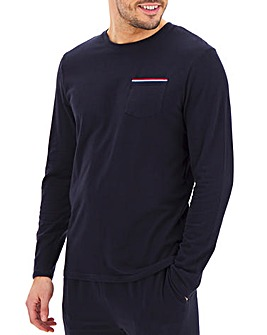 Lacoste Long Sleeve Crew
